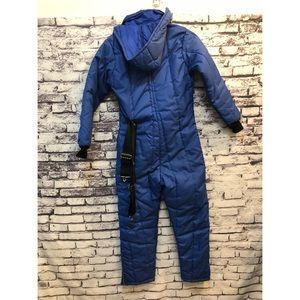 montgomery ward Jackets & Coats - Vintage Full Body Ski Snow Suit Snowmobile